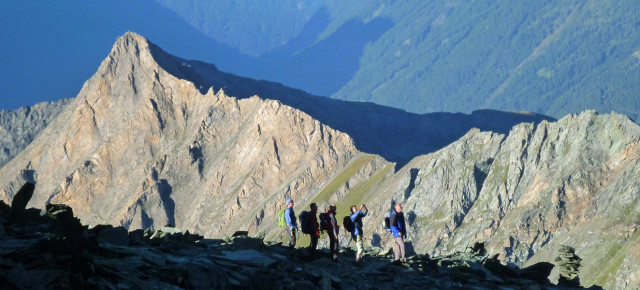 Turistika / treking na horách