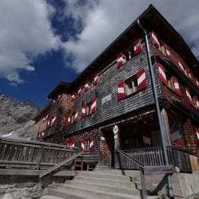 Novinka: on-line rezervace na alpských chatách