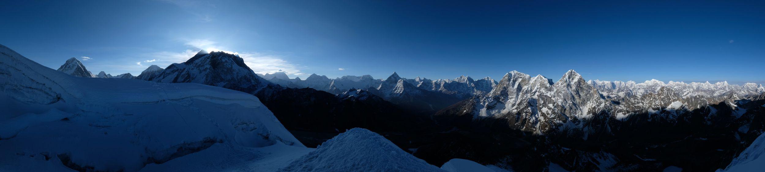 Nepál: trek přes 3 sedla a návštěva EBC