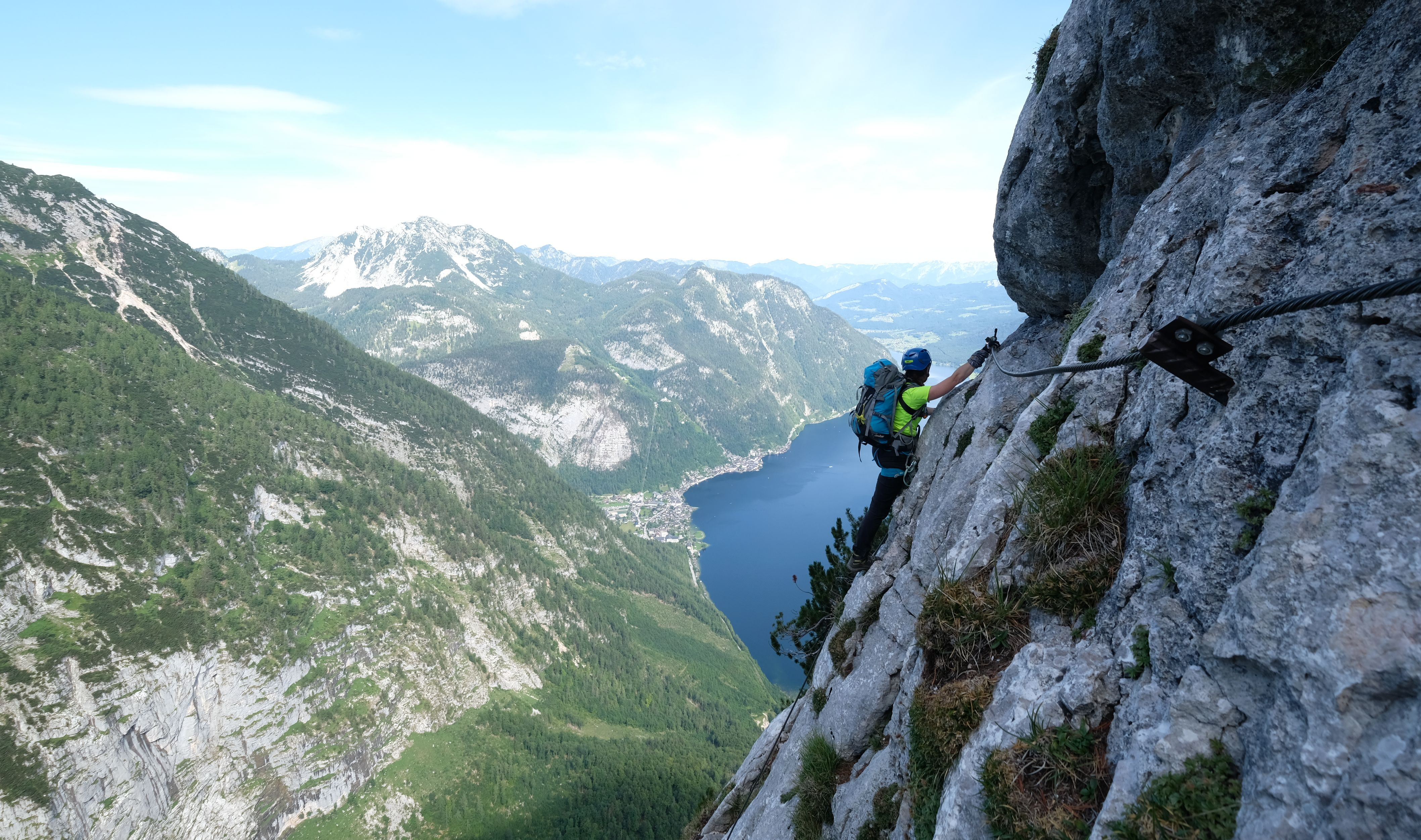 Seewand Klettersteig