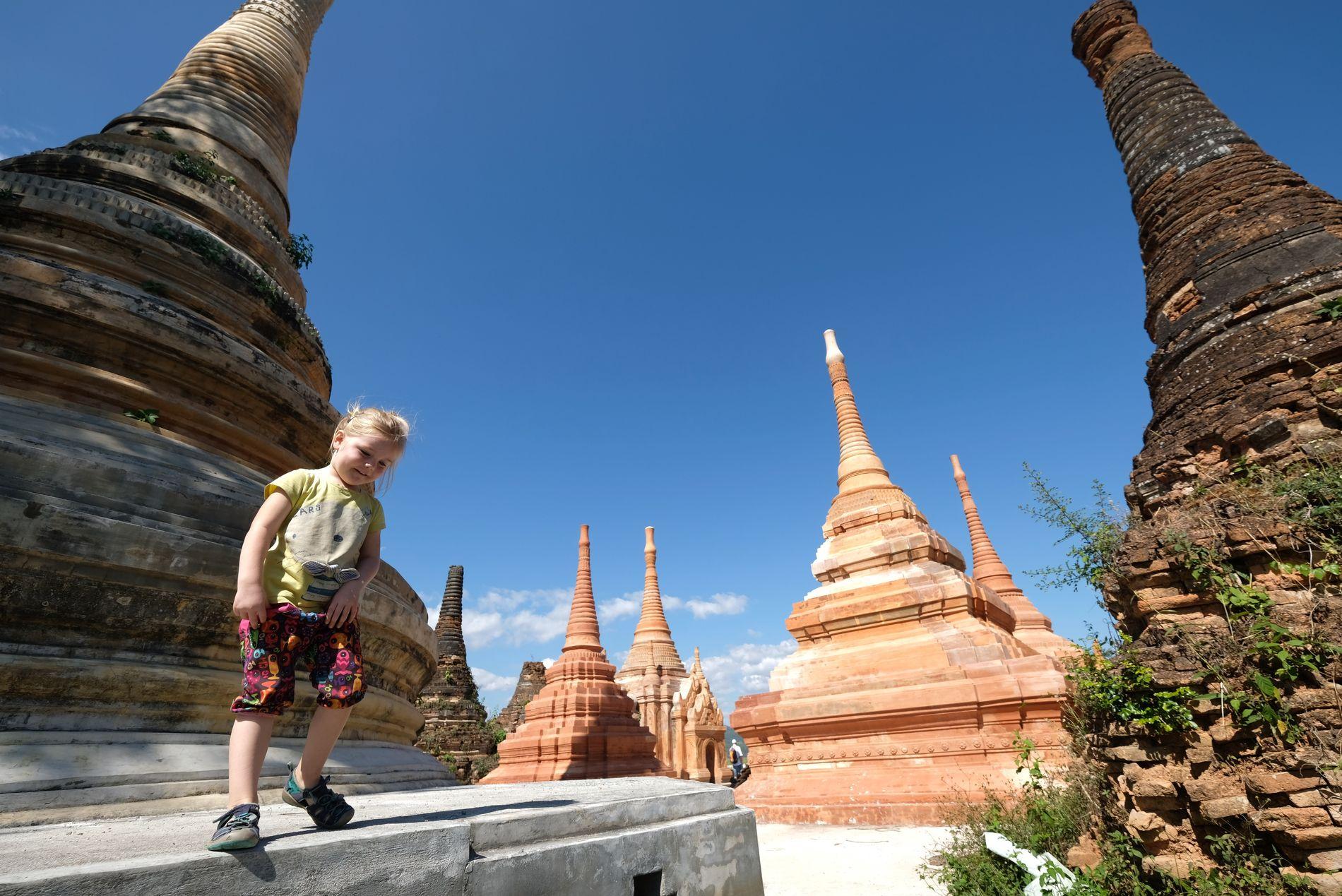 Do Barmy s dětmi