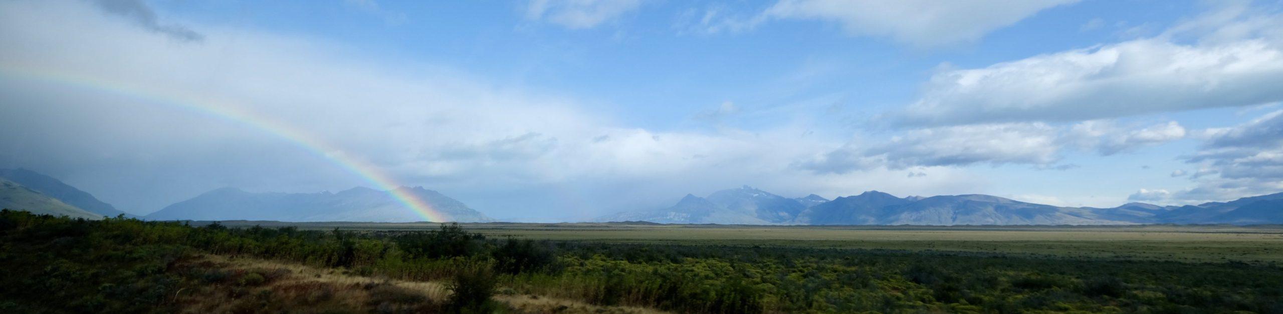 Tipy z jižní Patagonie