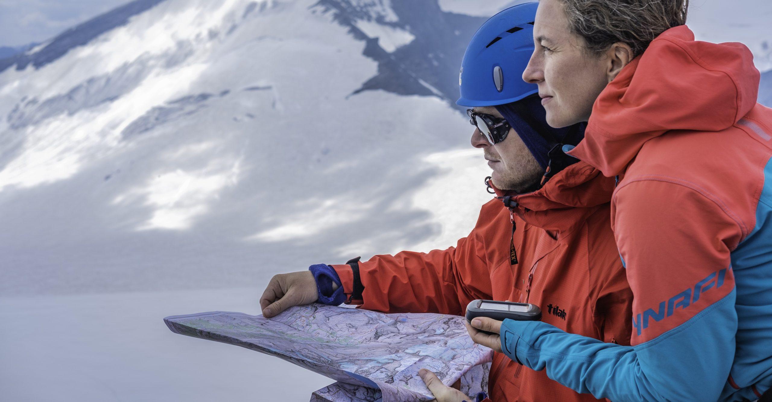 Horský souboj: mobil vs GPS