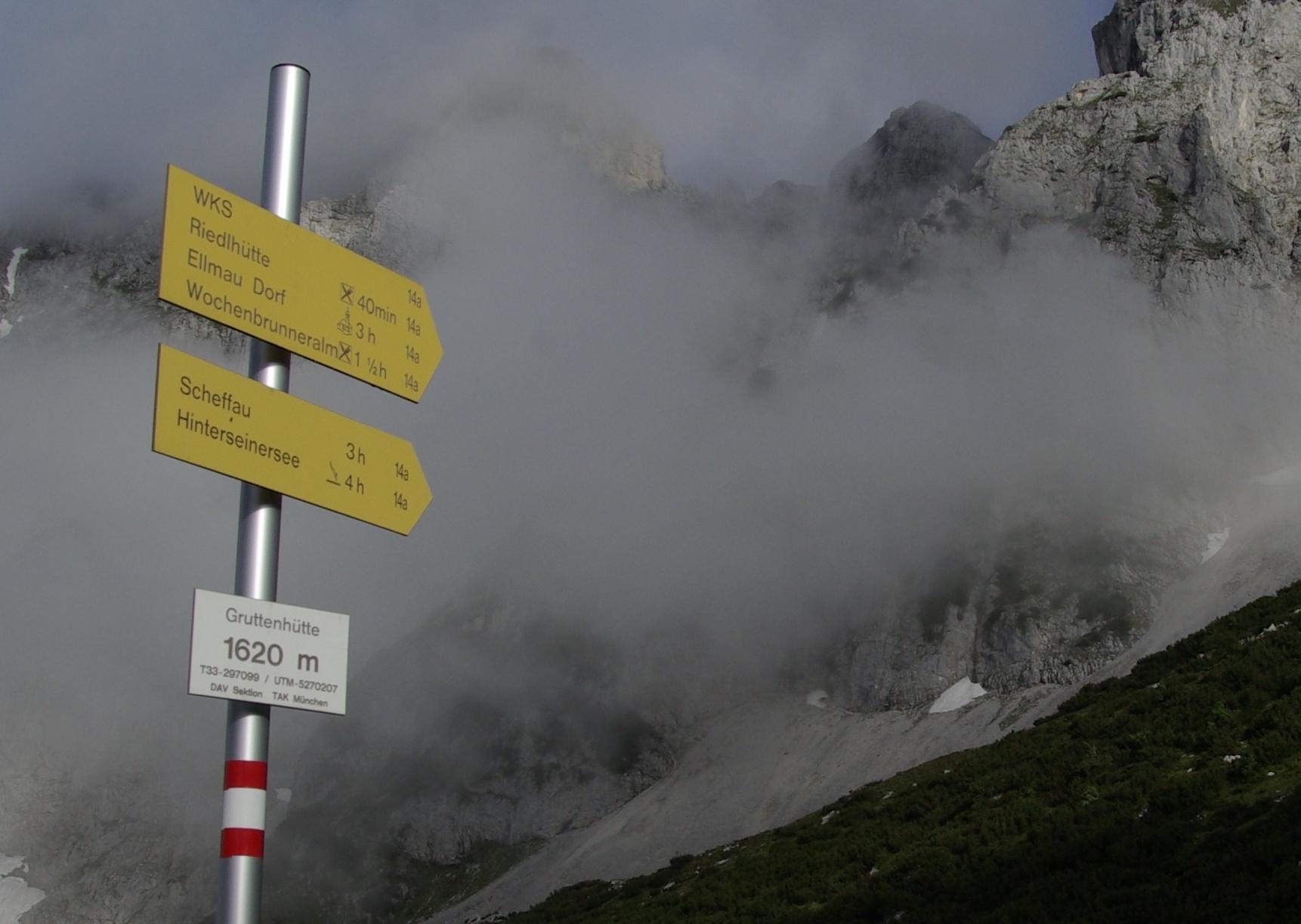 Stihnu to? O turistickém značení v Rakousku