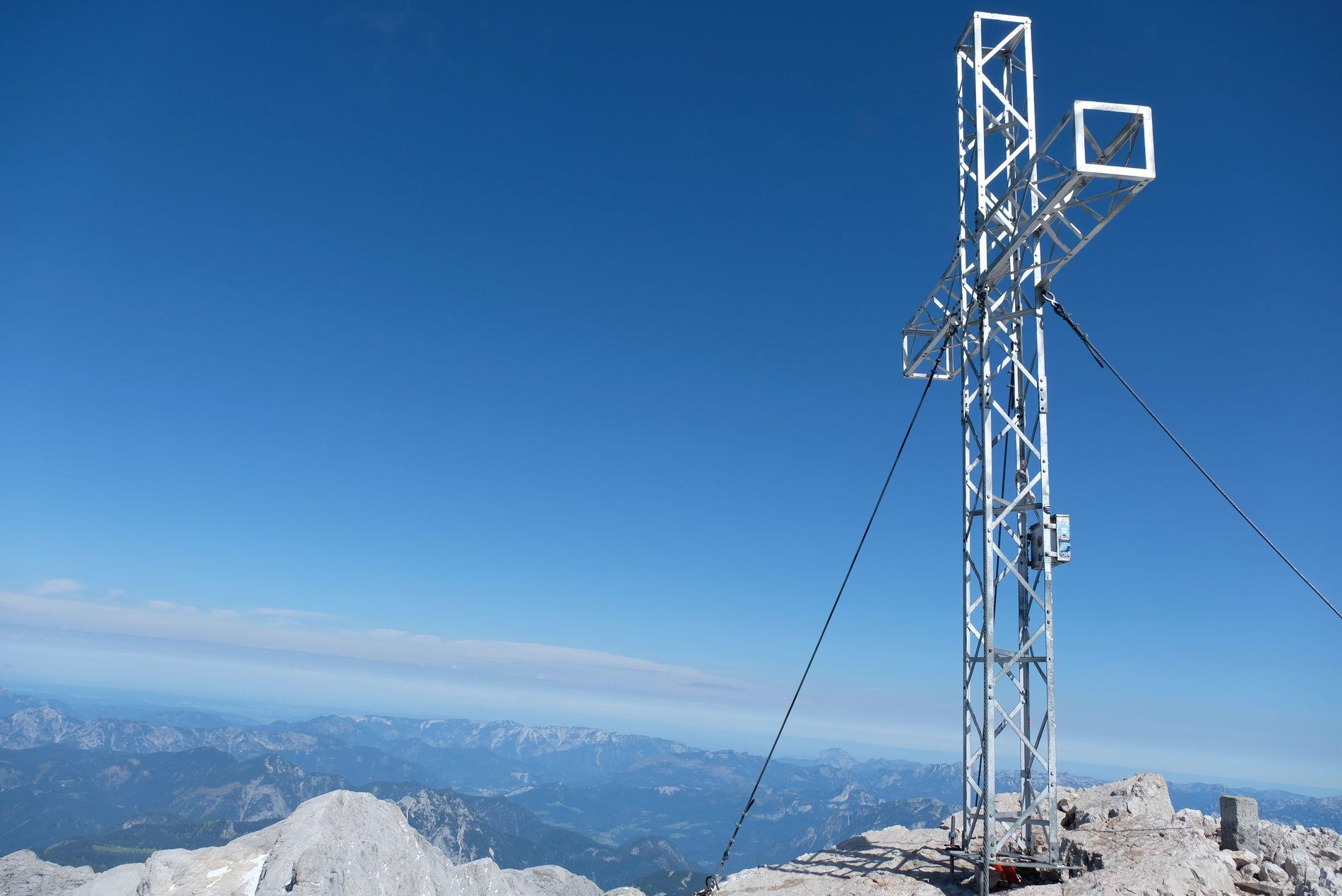Výstup na Dachstein