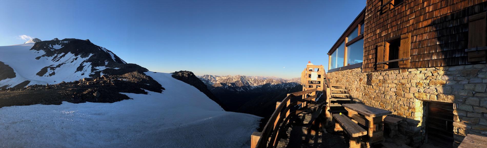 Přechod Ötztalských Alp